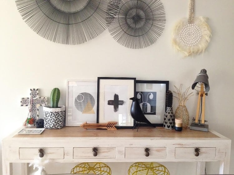 Inside Emma Flint's Brisbane Home - Sideboard