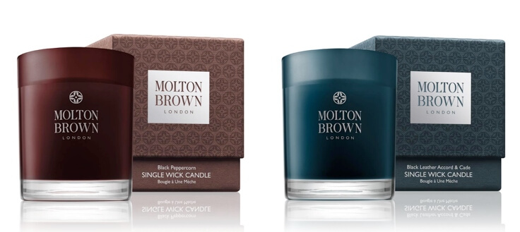 Molton Brown Scented Candles - Winter