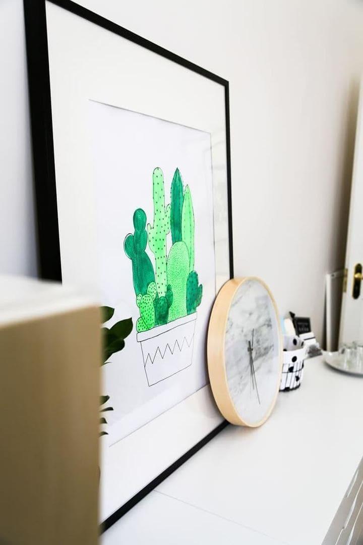 Scandi Home Office Design Ideas - 1