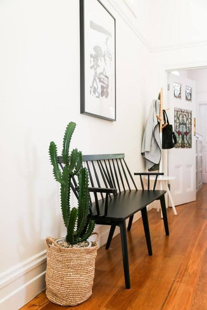 Scandi Home Office Design Ideas - Cactus Styling