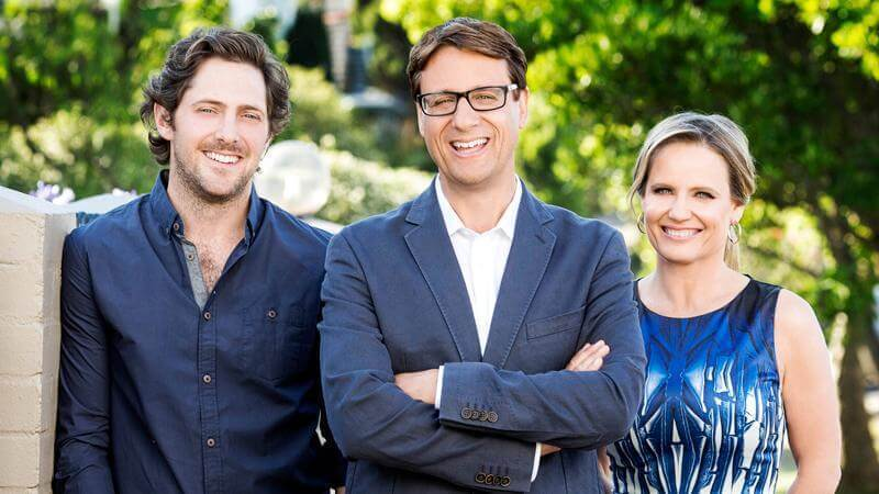 Selling Houses Australia - Image via Foxtel Website