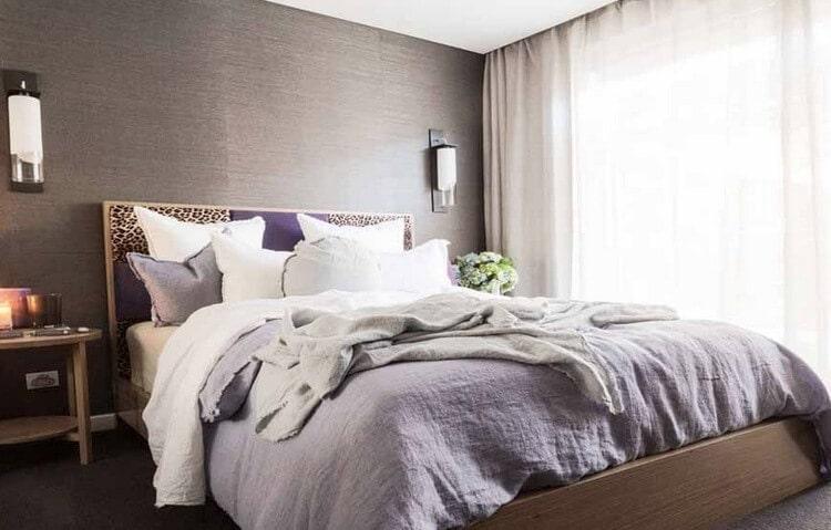 The Block Triple Threat Guest Bedrooms - Darren and Dea