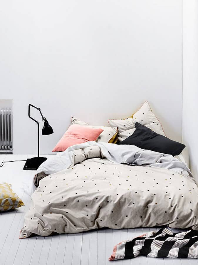 AURA Home bedding - Winter Decorating 2015