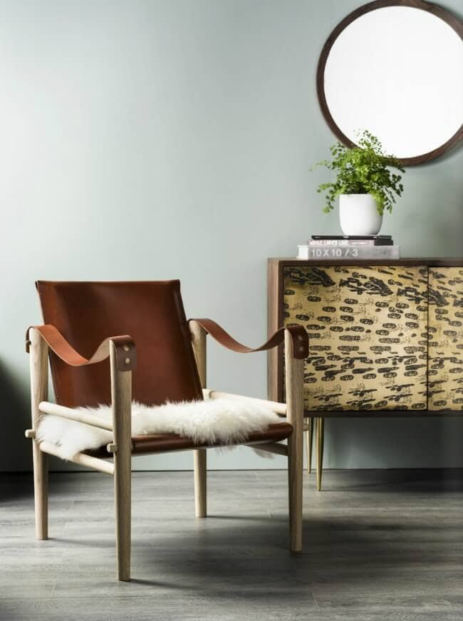 Clickon Furniture Winter 2015 - Armchair and Sideboard