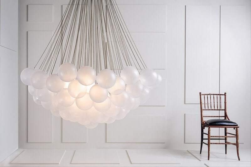 Cloud XL Chandelier pendant light from Criteria