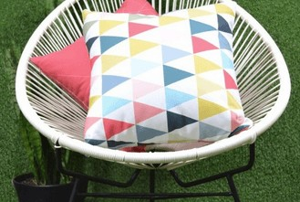 Cushions from Hello & Behold