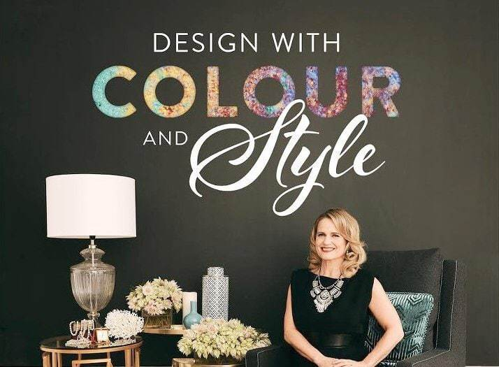 win shaynna blaze 39 s new book design with colour and style the life