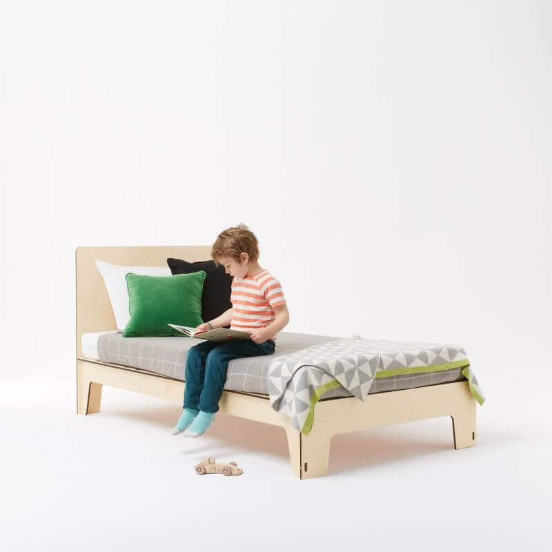 Designer Furniture from Plywood - Bed