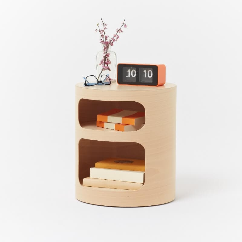 Designer Furniture from Plywood - Bedside Table