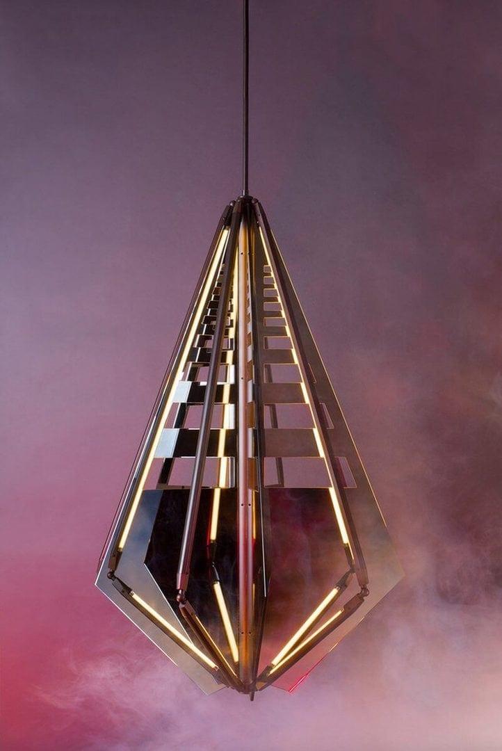 Echo 4 pendant light from Criteria (Bec Brittan)