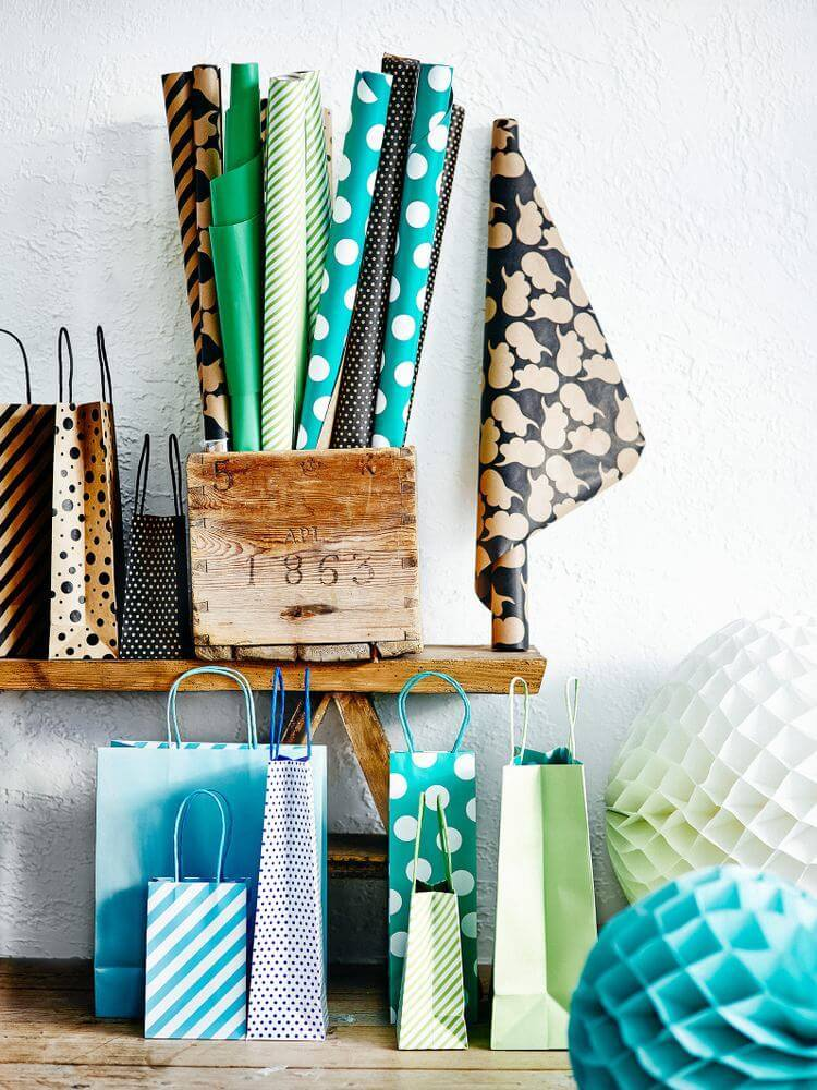 IKEA Stationery Collection - Wrapping Paper Rolls
