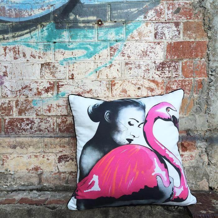 Matt Stewart Art - Street Art Cushions