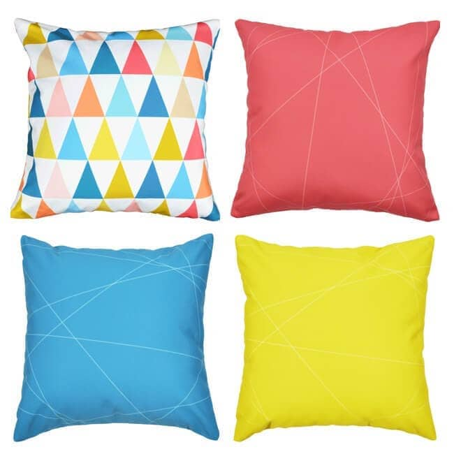Outdoor Cushion Collection from Hello and Behold
