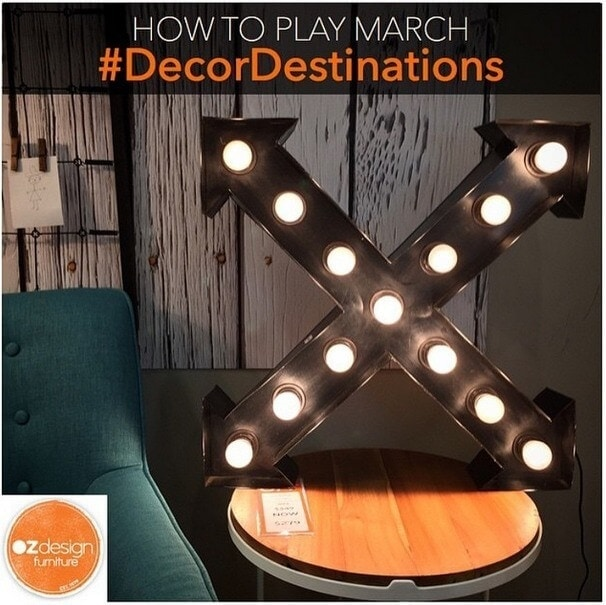 Oz Design Decor Destinations