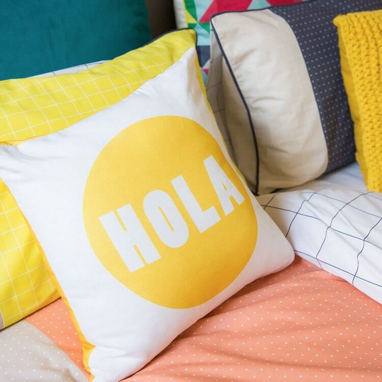 Target Winter Homewares - Soft Pop