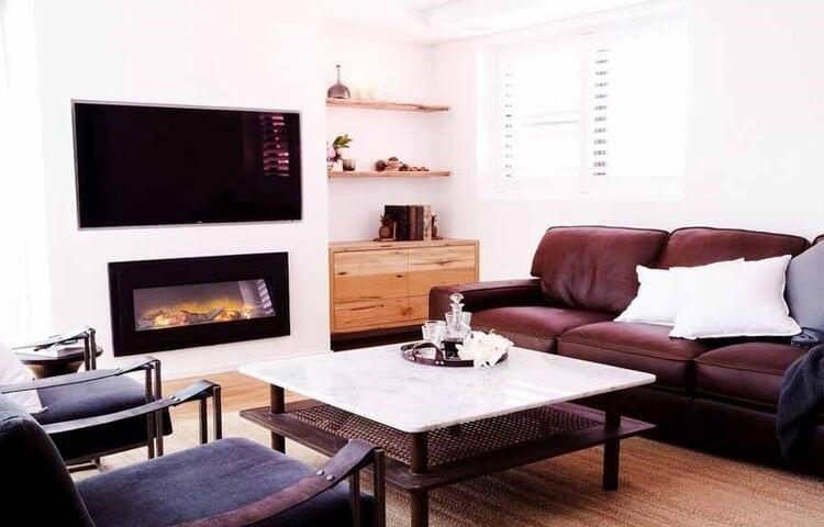 The Block Triple Threat - Josh and Charlotte Living Room