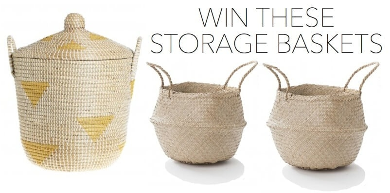 Win Olli Ella Storage Baskets