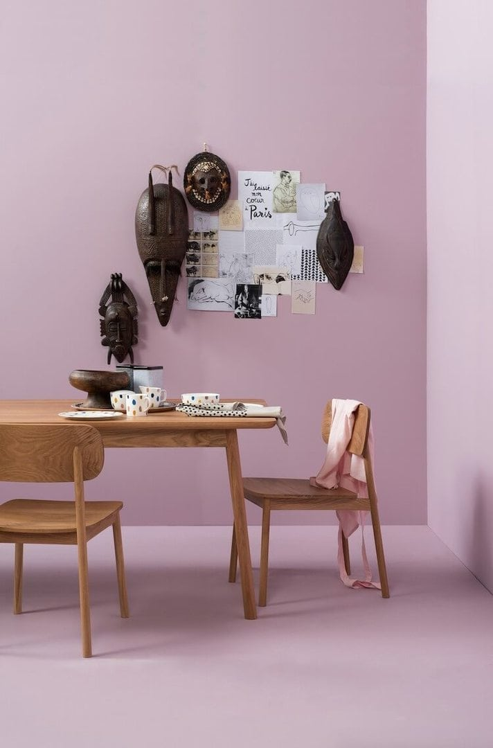 Citta Design Winter 2015 - Dining Table and Dining Chairs