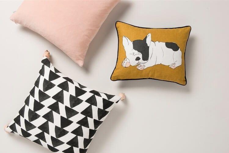 Citta Design Winter 2015 - Dog Cushions