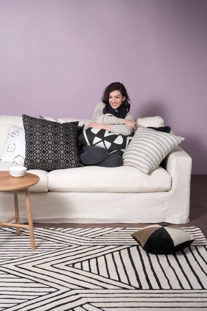 Citta Design Winter 2015 - Rug and Sofa
