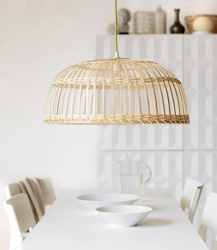 IKEA Nipprig range - wicket pendant light