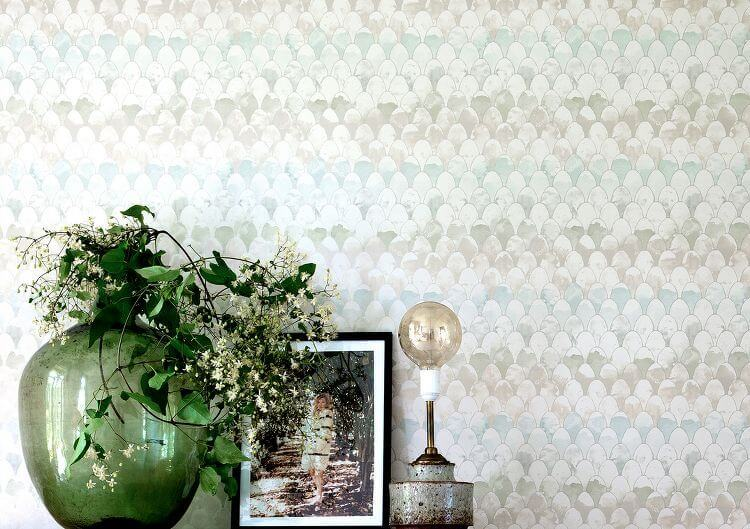 New Wallpaper Designs from Scandinavian Wallpaper and Decor