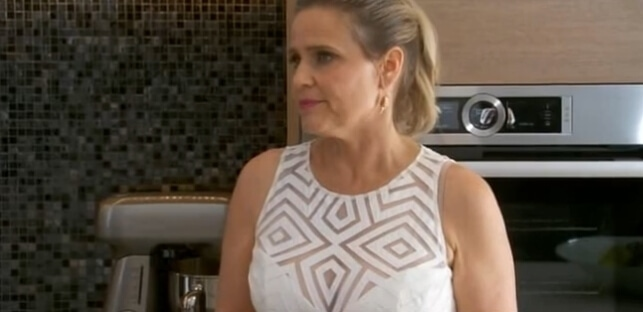 The Block Triple Threat Kitchen Reveals - Shaynna Blaze