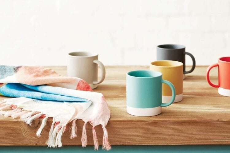 Cotton On and Mark Tuckey - Mugs and Dinnerware