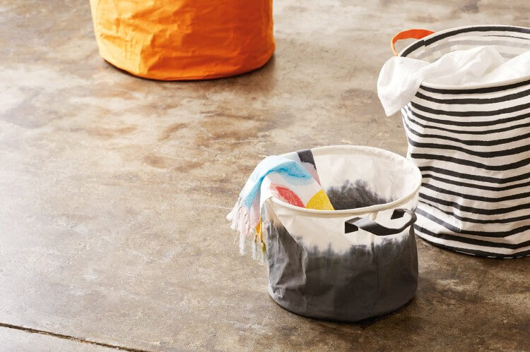 Cotton On and Mark Tuckey - Storage Baskets