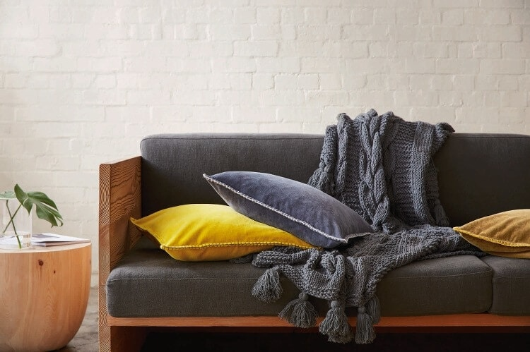 Cotton ON and Mark Tuckey - Throws and Cushions