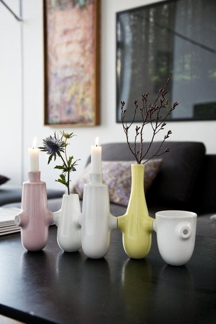 Fiducia Range from Kahler - Scandinavian design and decor