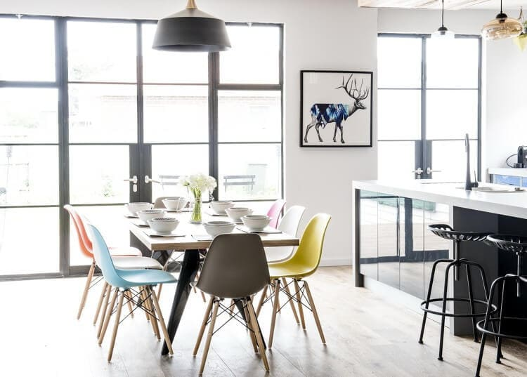 House Rules 2015 - Bronik and Corrine House Reveal - Dining Room