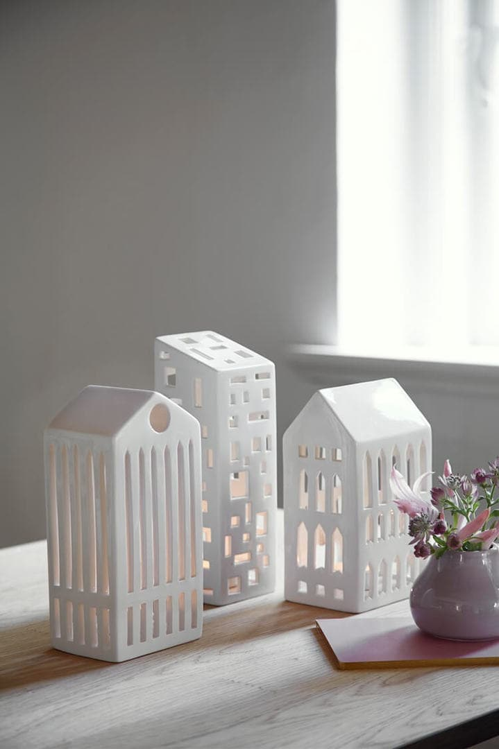 Kahler Scandinavian Decor - Mini Houses