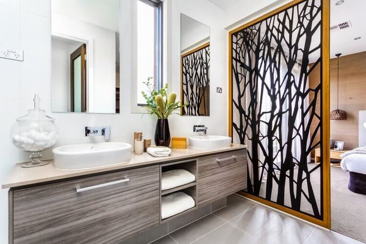 Metricon Homes - Bathroom Designs