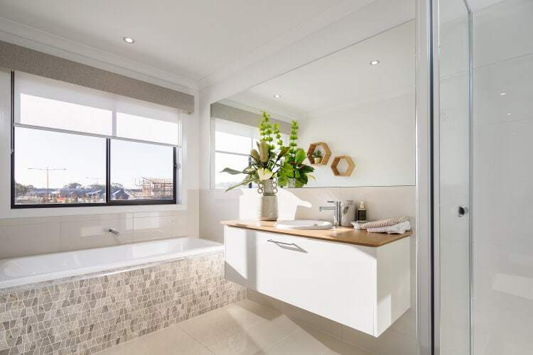 Metricon Homes - Bathroom Ideas and Designs