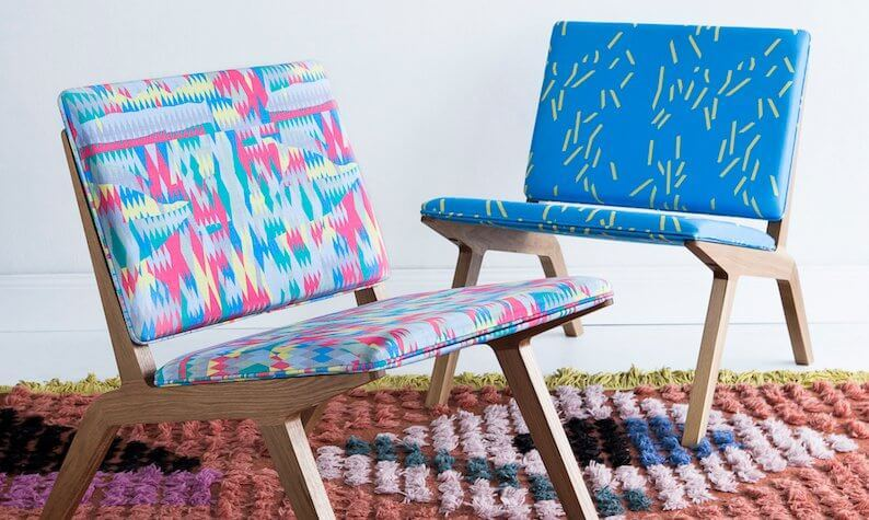 NOMI and Kip & Co Collaboration - Chairs