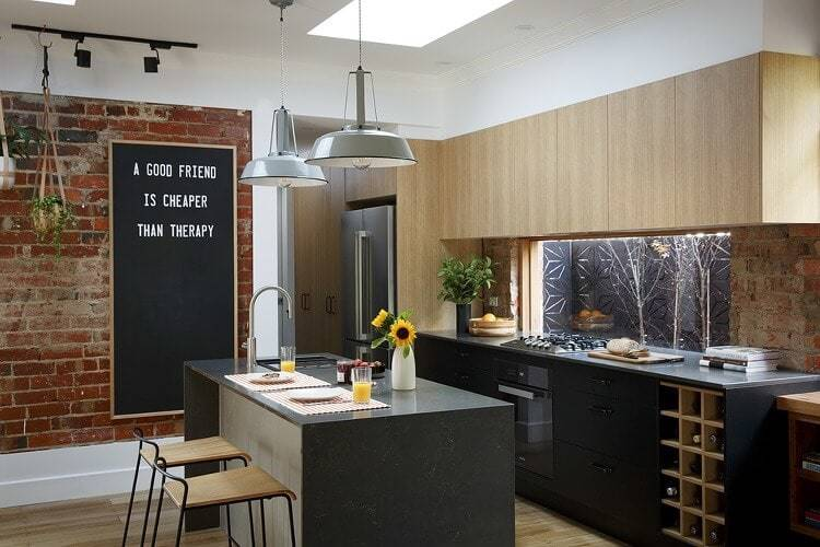 Reno Rubmle Kitchen Reveals - Carly and Leighton 1