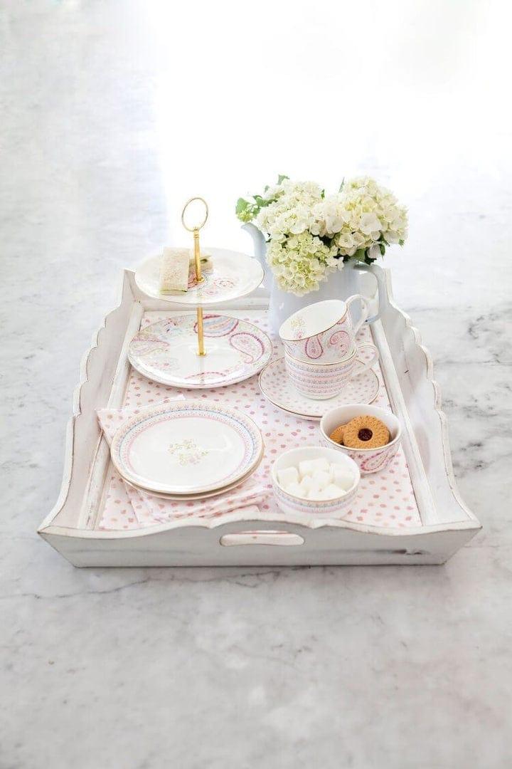 Tara Dennis Paisley Collection - Kitchenware