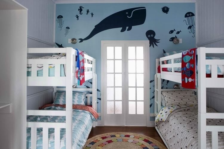 House Rules 2015 Dream Home Reveal - Kids Room
