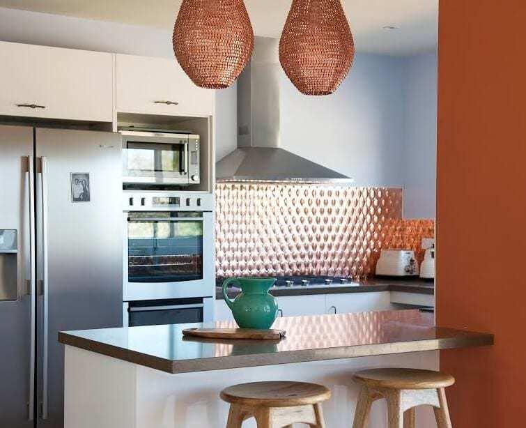House Rules 2015 - Orange Kitchen