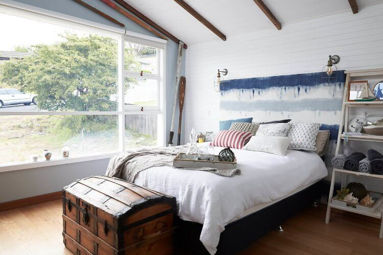 House Rules Tasmania Reveal - Guest Bedroom