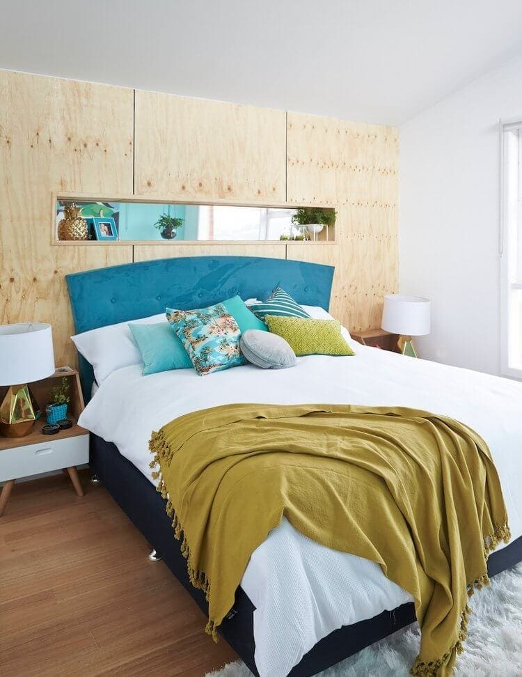 House Rules Tasmania Reveals - Master Bedroom