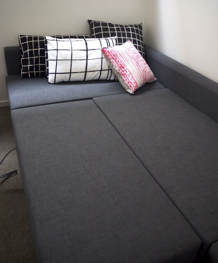 IKEA Friheten Corner Sofa Bed Review