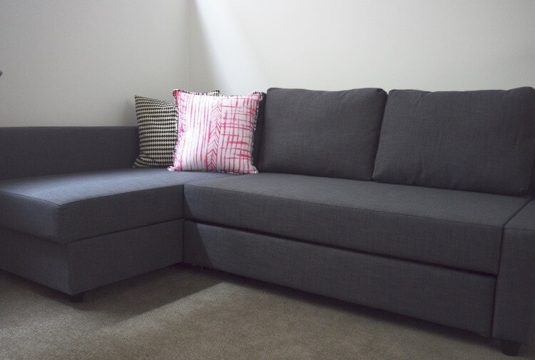 IKEA Friheten Sofa Bed in Charcoal Grey