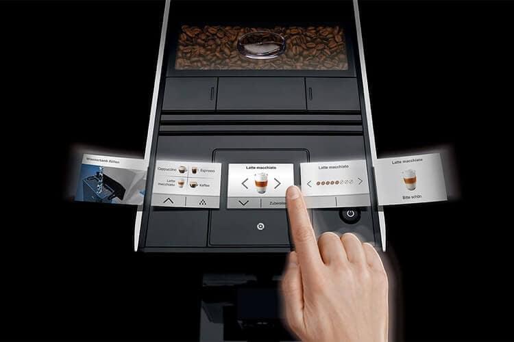 Jura A9 Patin Coffee Machine
