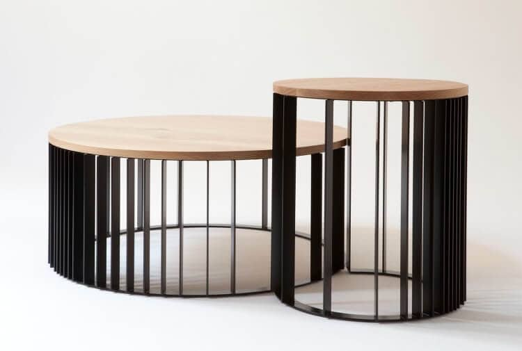 Laya Side Tables from Something Beginning With
