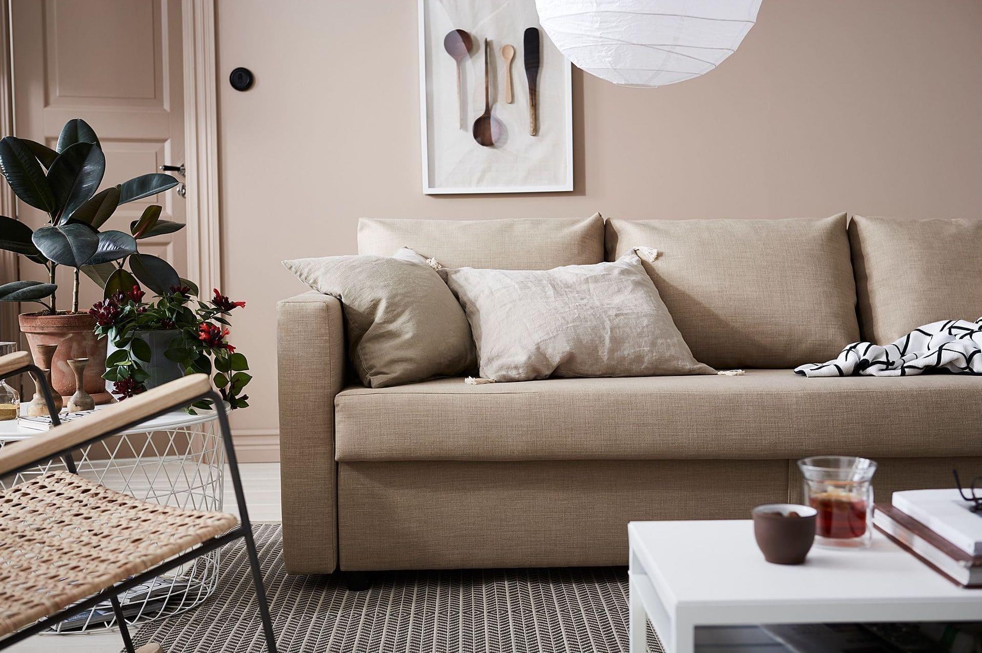 Complete 12 IKEA Friheten Sofa Bed Review   TLC Interiors