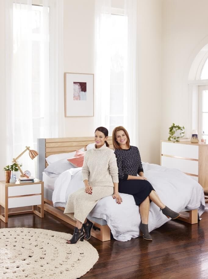 Alisa and Lysandra - Forty Winks Astra Furniture Range
