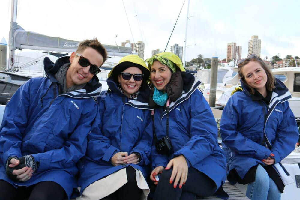 East Sail - Sailing on Sydney harbour - The Life Creative