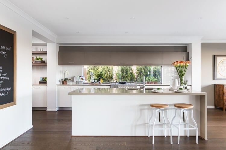 Metricon Homes Provincial Trader Style Kitchen
